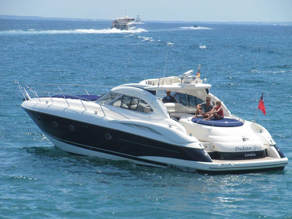 Boats Ibiza Charter Formentera Hire Rent Sunset Fun 8