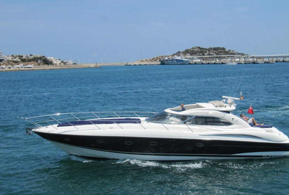 Boats Ibiza Charter Formentera Hire Rent Sunset Fun 99
