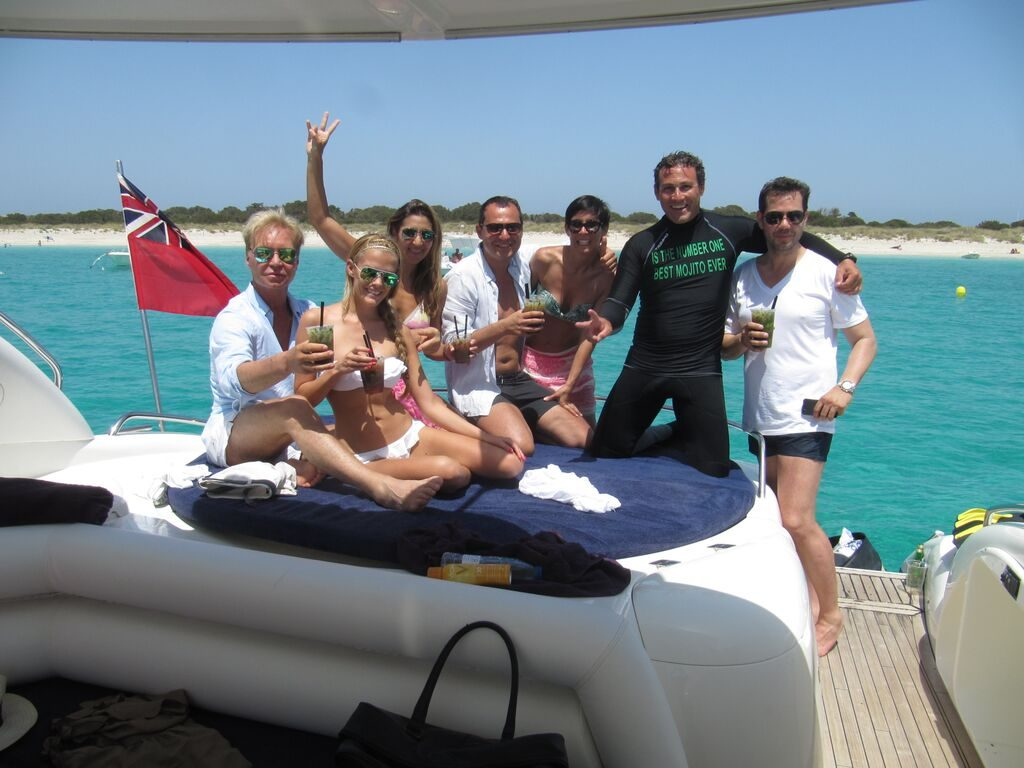 Ibiza Boats Trip Rent Formentera