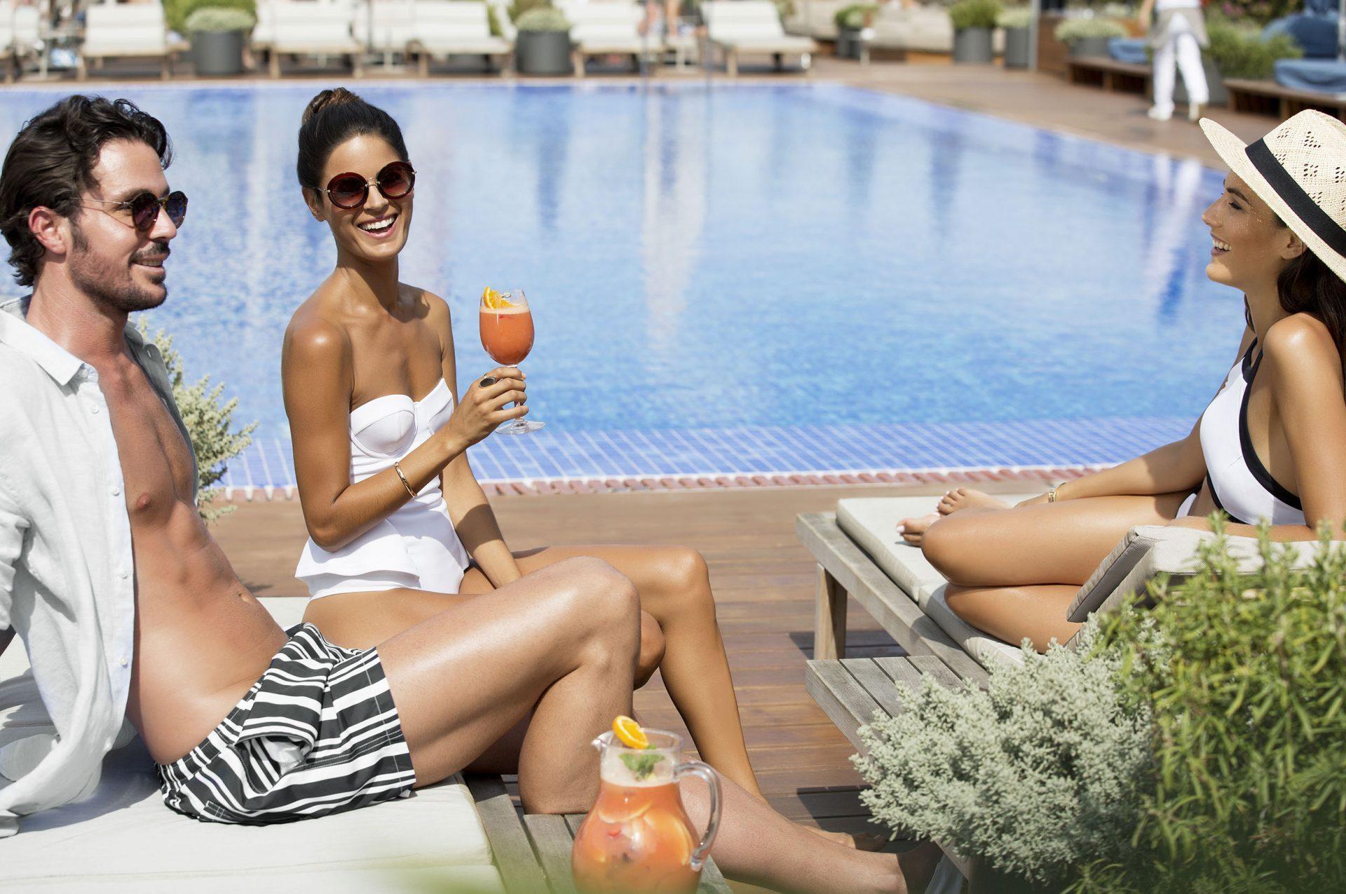 Ibiza Gran Hotel Galeria Pool Up Cocktails