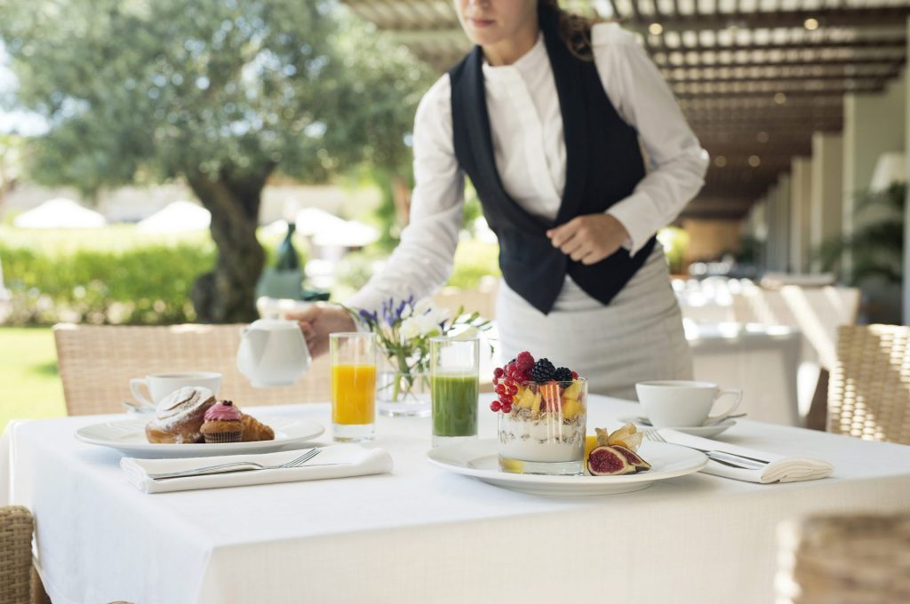 Ibiza Gran Hotel Gallery Breakfast