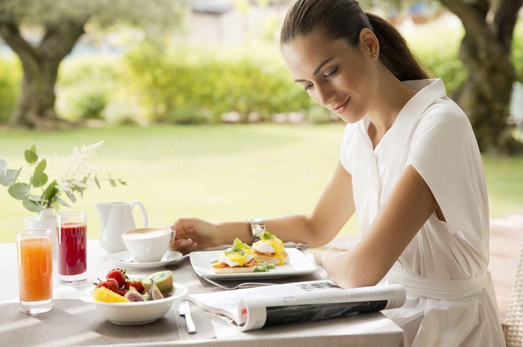 Ibiza Gran Hotel Gallery Garden Breakfast