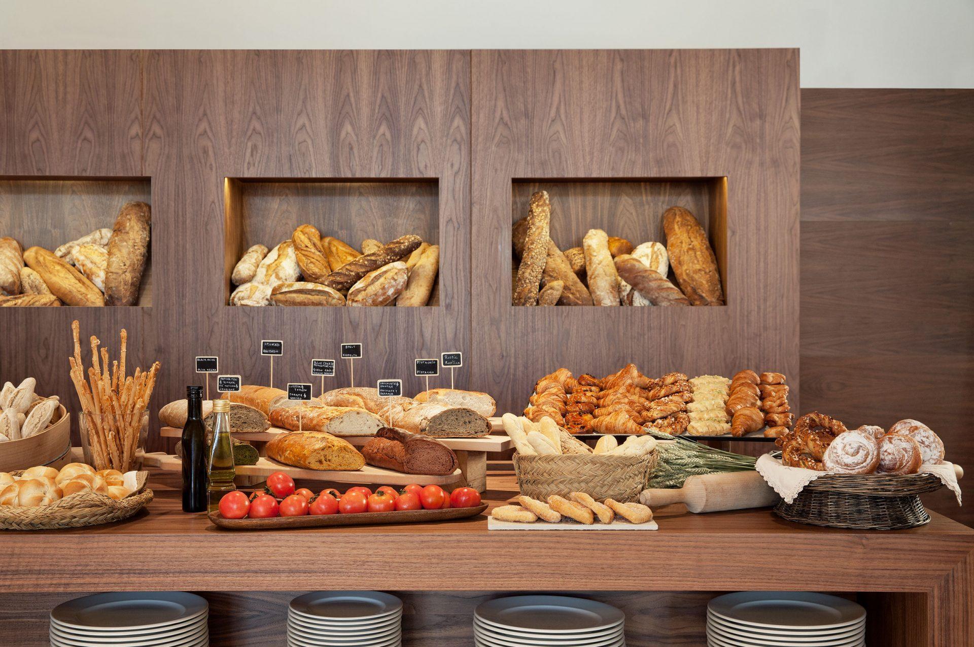 Ibiza Gran Hotel Gallery Luxury Breakfast Bread Buffet2