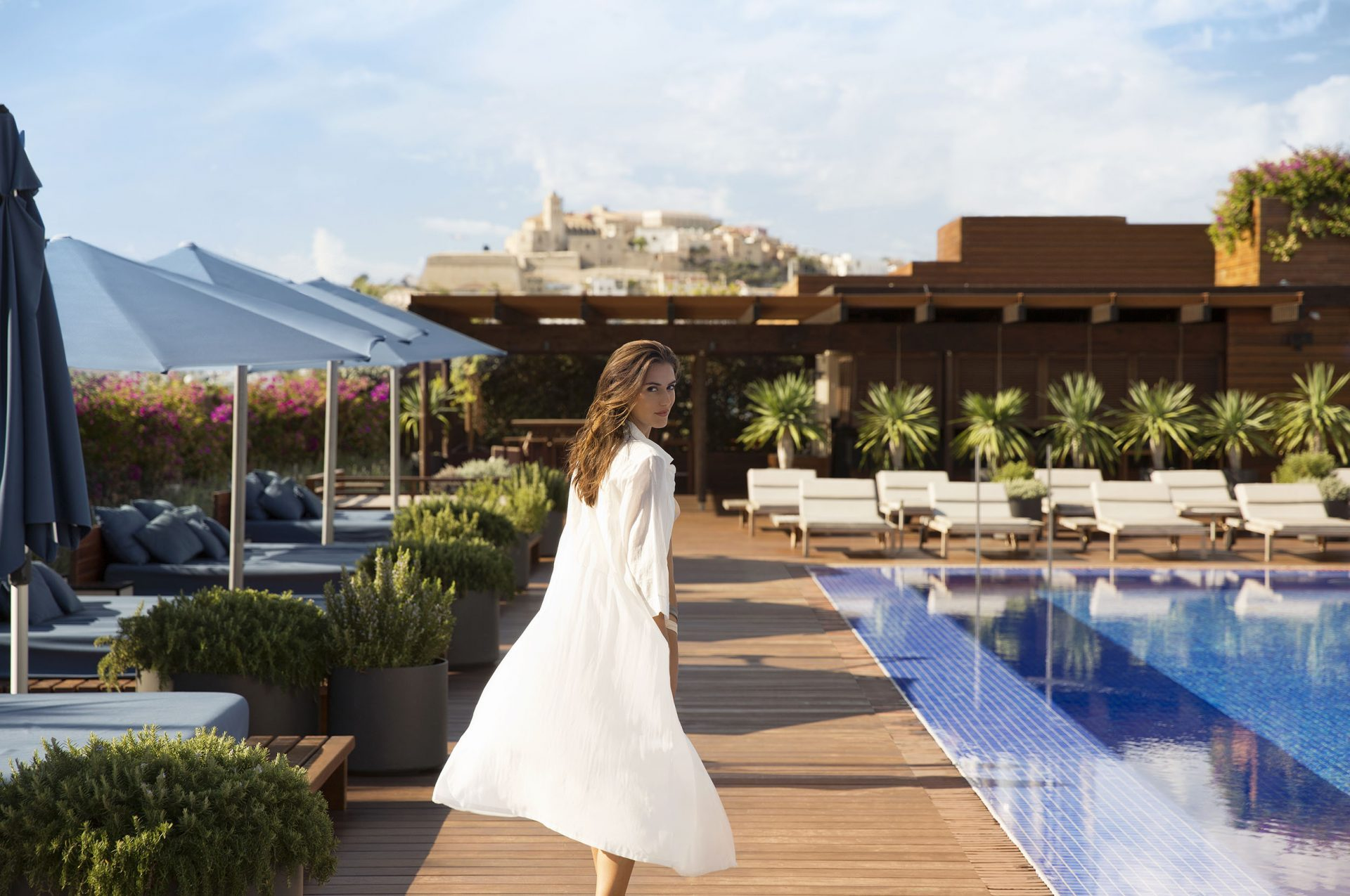 Ibiza Gran Hotel Gallery Pool Up