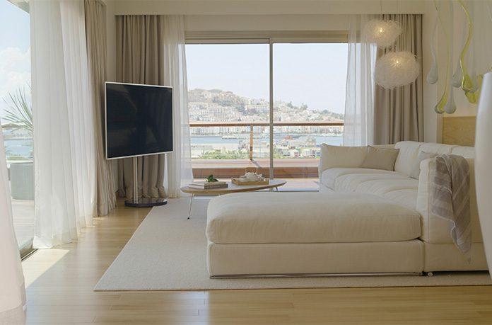 Ibiza Gran Hotel Gran Suite Isla Blanca Estancias Comunes