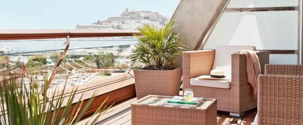 Ibiza Gran Hotel Suites Junior Suite Terrace1