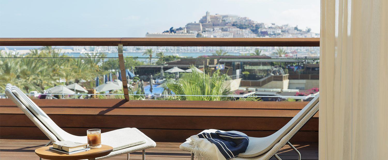 Ibiza Gran Hotel Suites Panoramic Suite Terrace