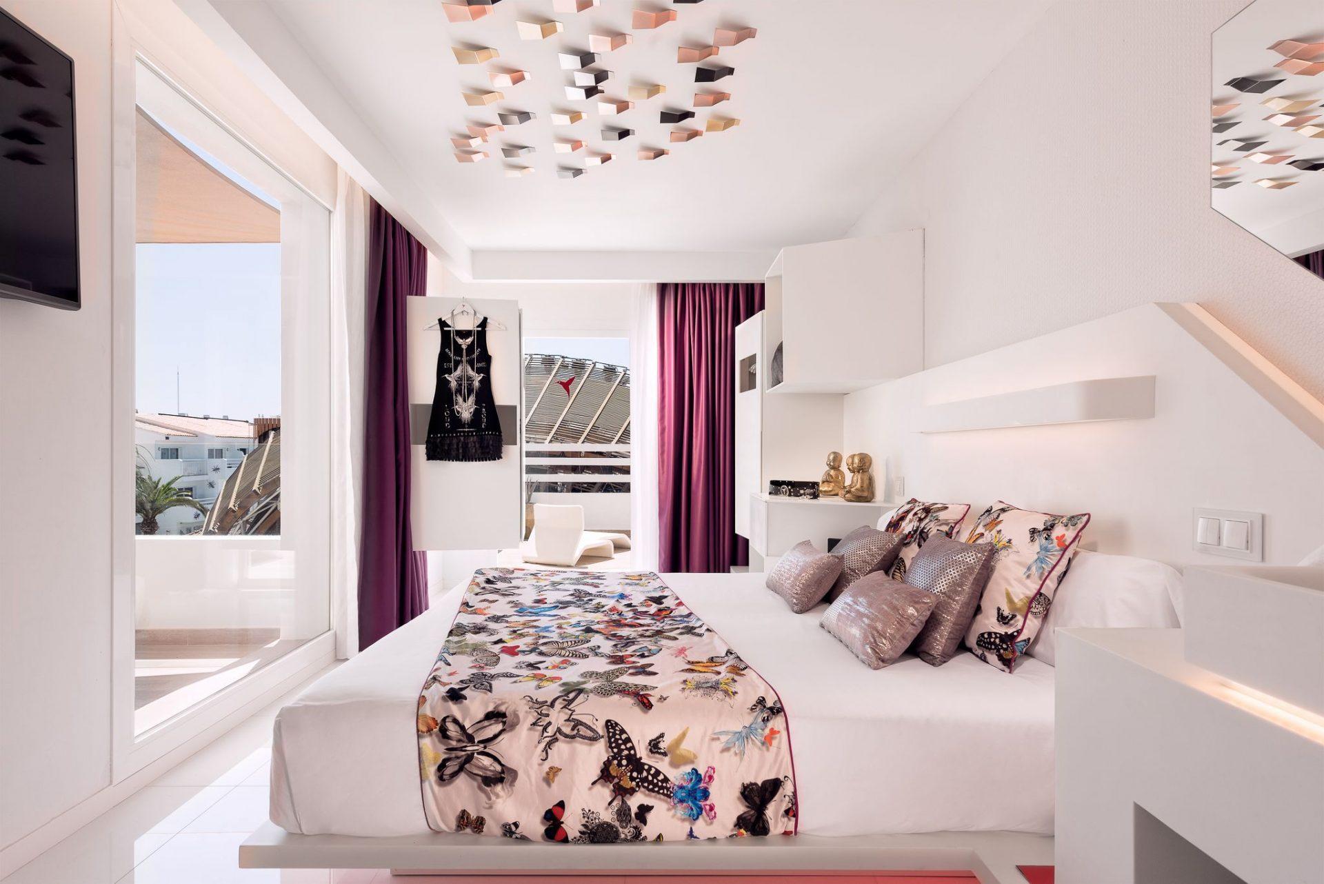 Ushuaia Hotel Ibiza BackStage Suite