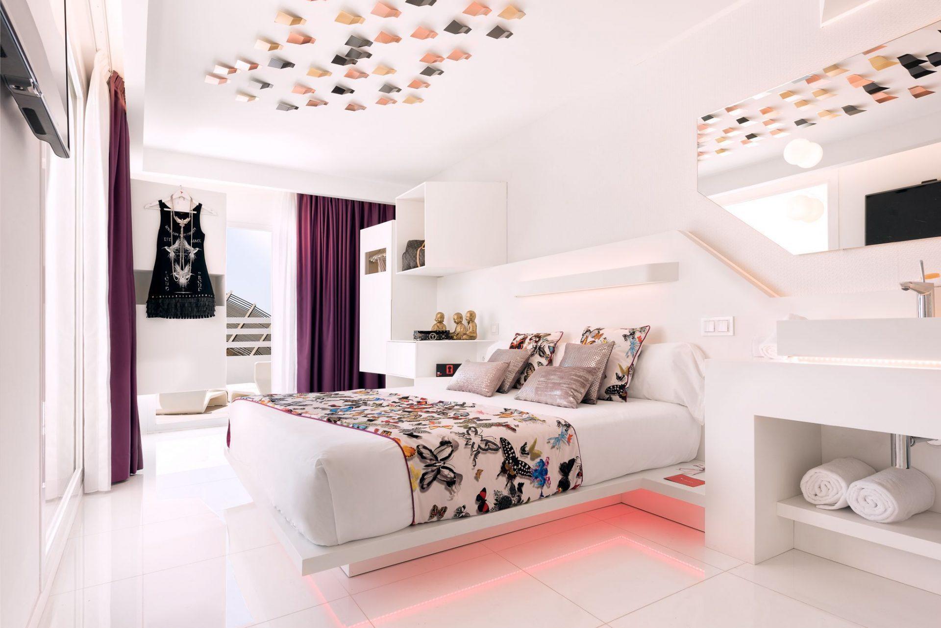 Ushuaia Hotel Ibiza BackStage Suite2