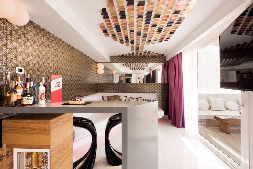 Ushuaia Hotel Ibiza BackStage Suite5