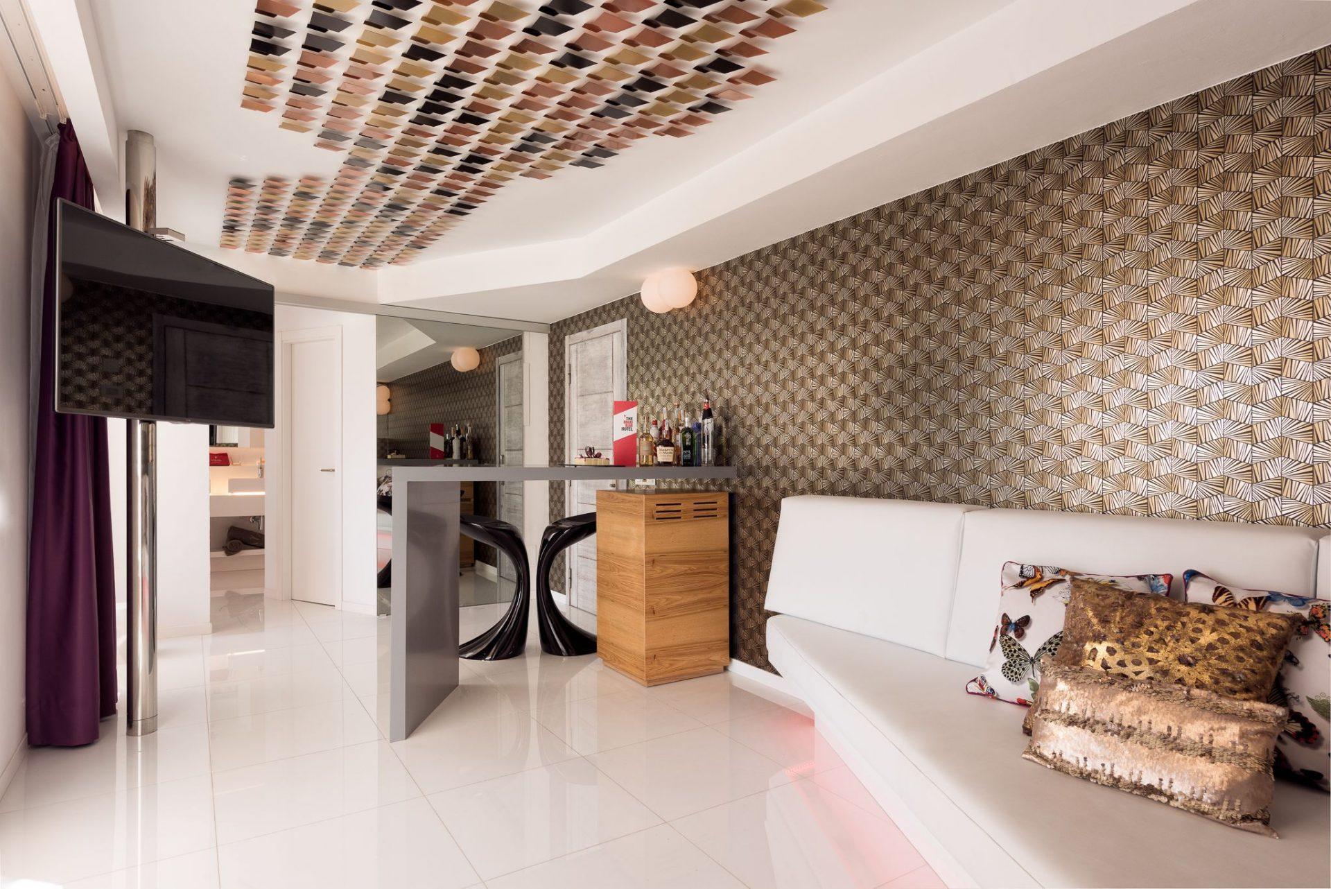 Ushuaia Hotel Ibiza BackStage Suite6