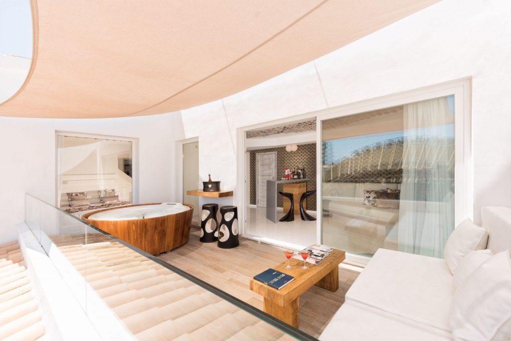 Ushuaia Hotel Ibiza BackStage Suite7