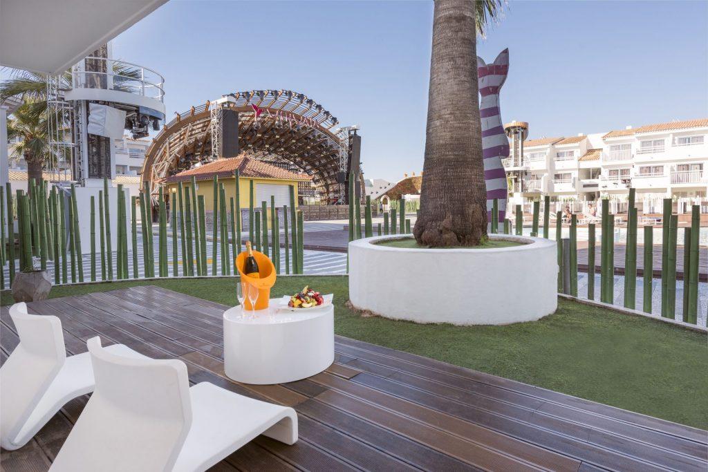 Ushuaia Ibiza Beach Hotel Front Row3