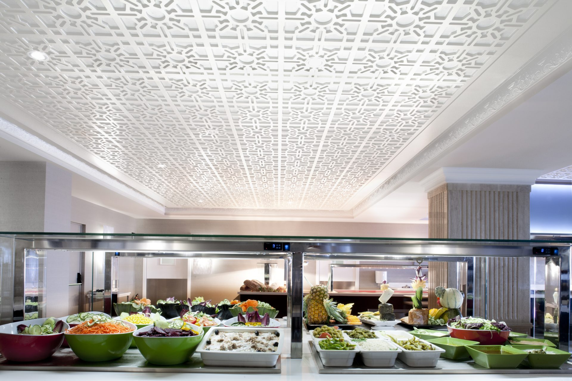 20B Restaurante Panorámico