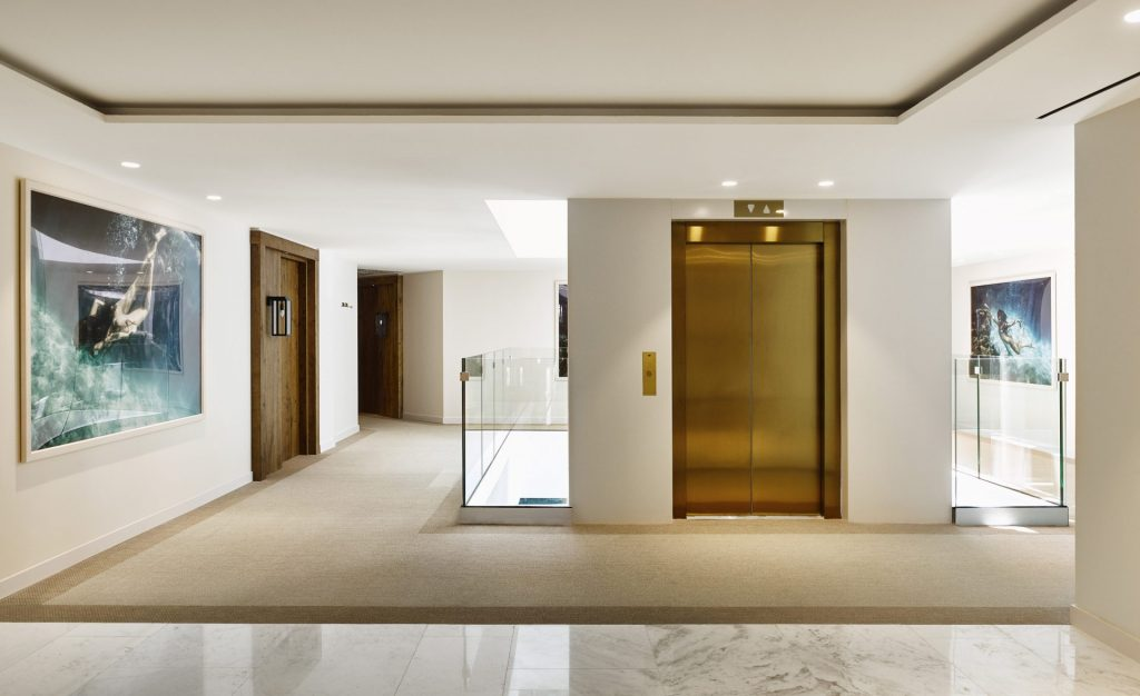 Corridor III