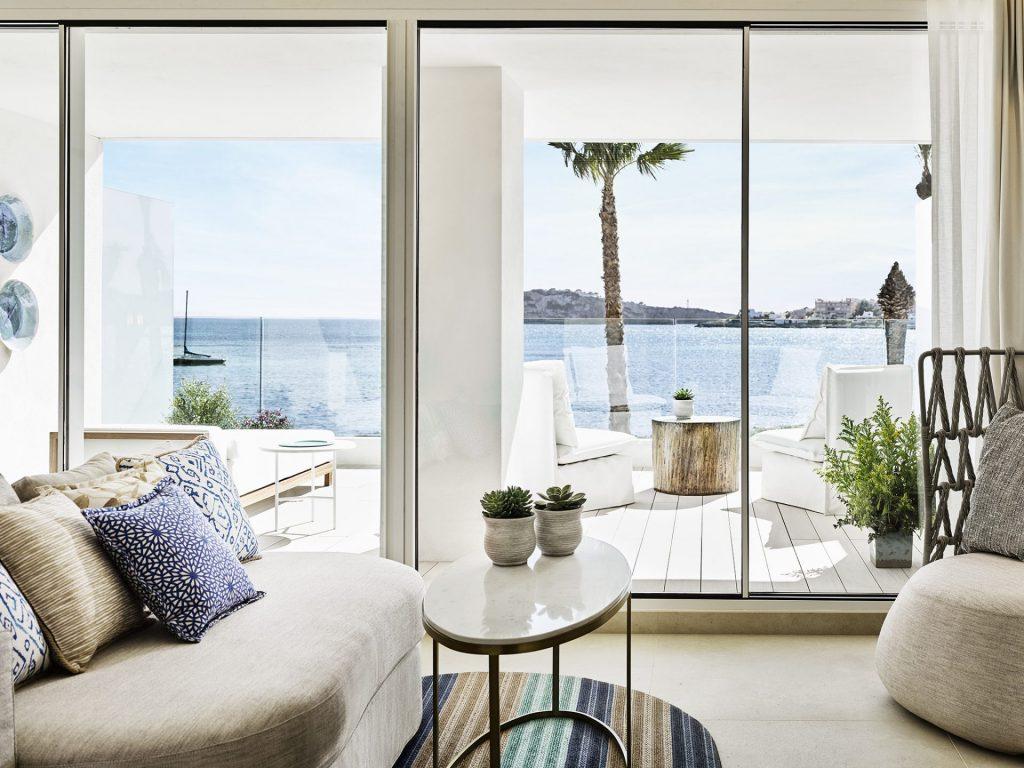 Deluxe Junior Suite Sea View Terrace
