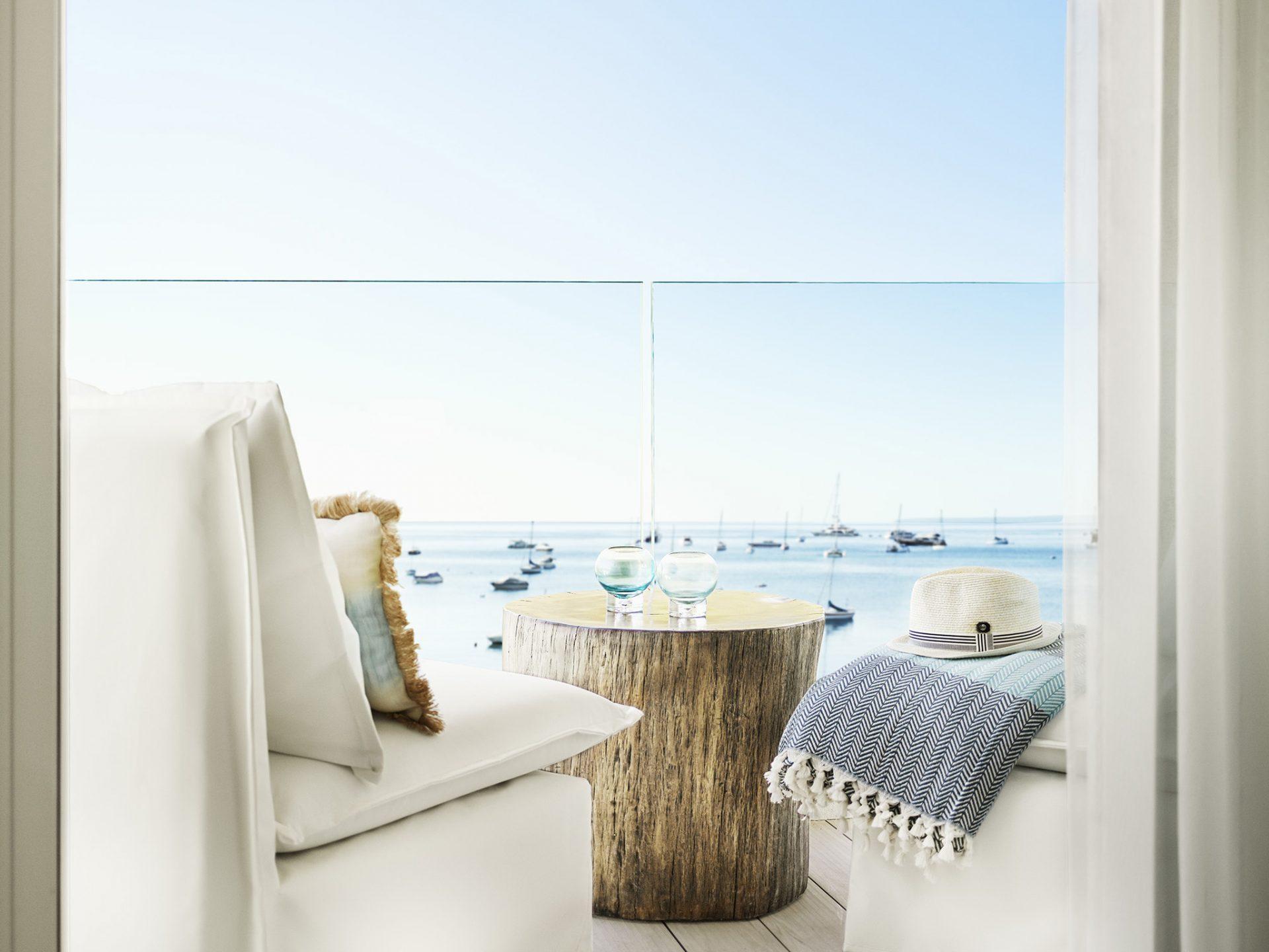 Deluxe Sea View Room Balcony