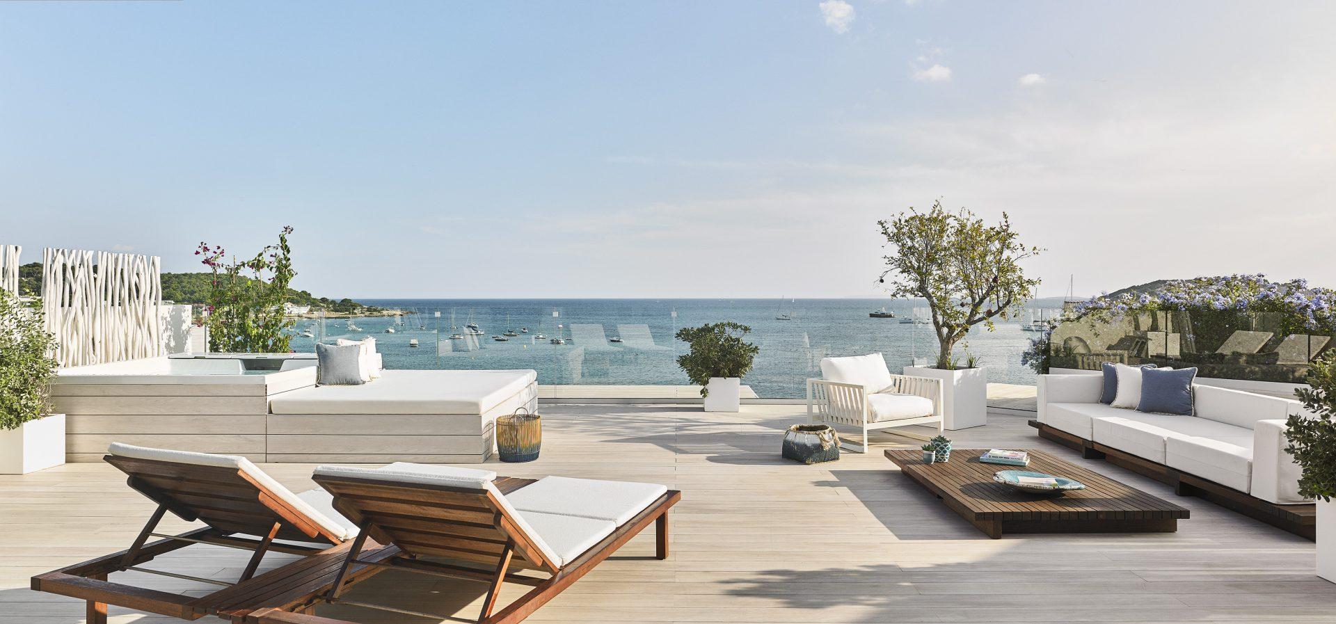 Royal Suite Terrace IV