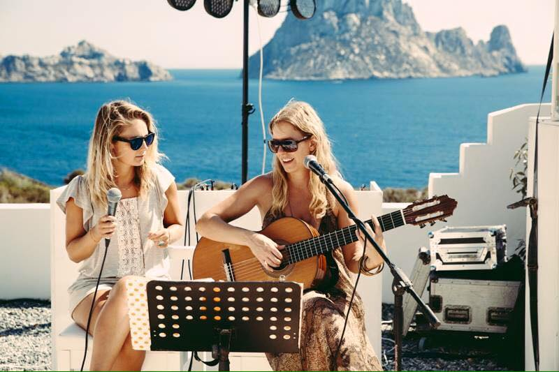 Acoustic Duo Wedding Ohlala Ibiza 3
