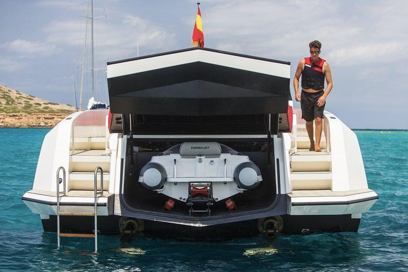 Vanquish Ibiza July 2017