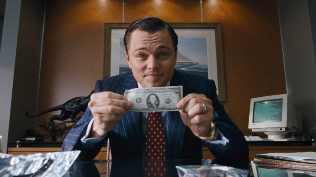 10 The Wolf Of Wall Street
