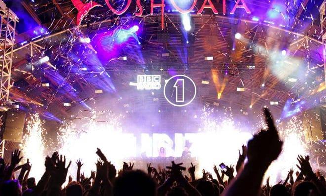Radio 1 Ushuaia Ibiza