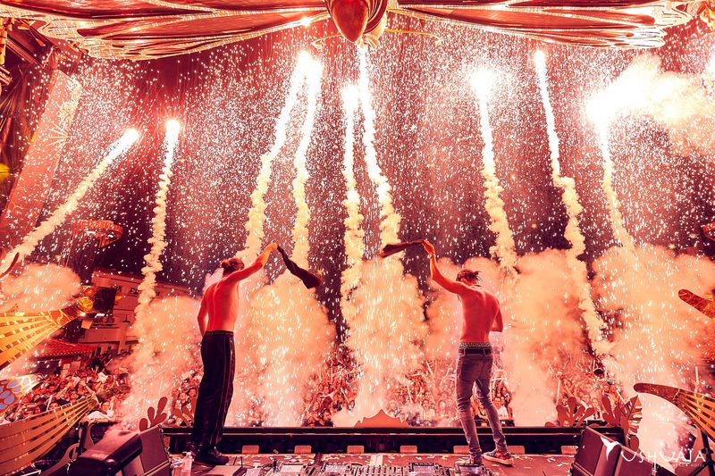 180925 Ushuaia Tomorrowland 002 Logo Ushuaia BR