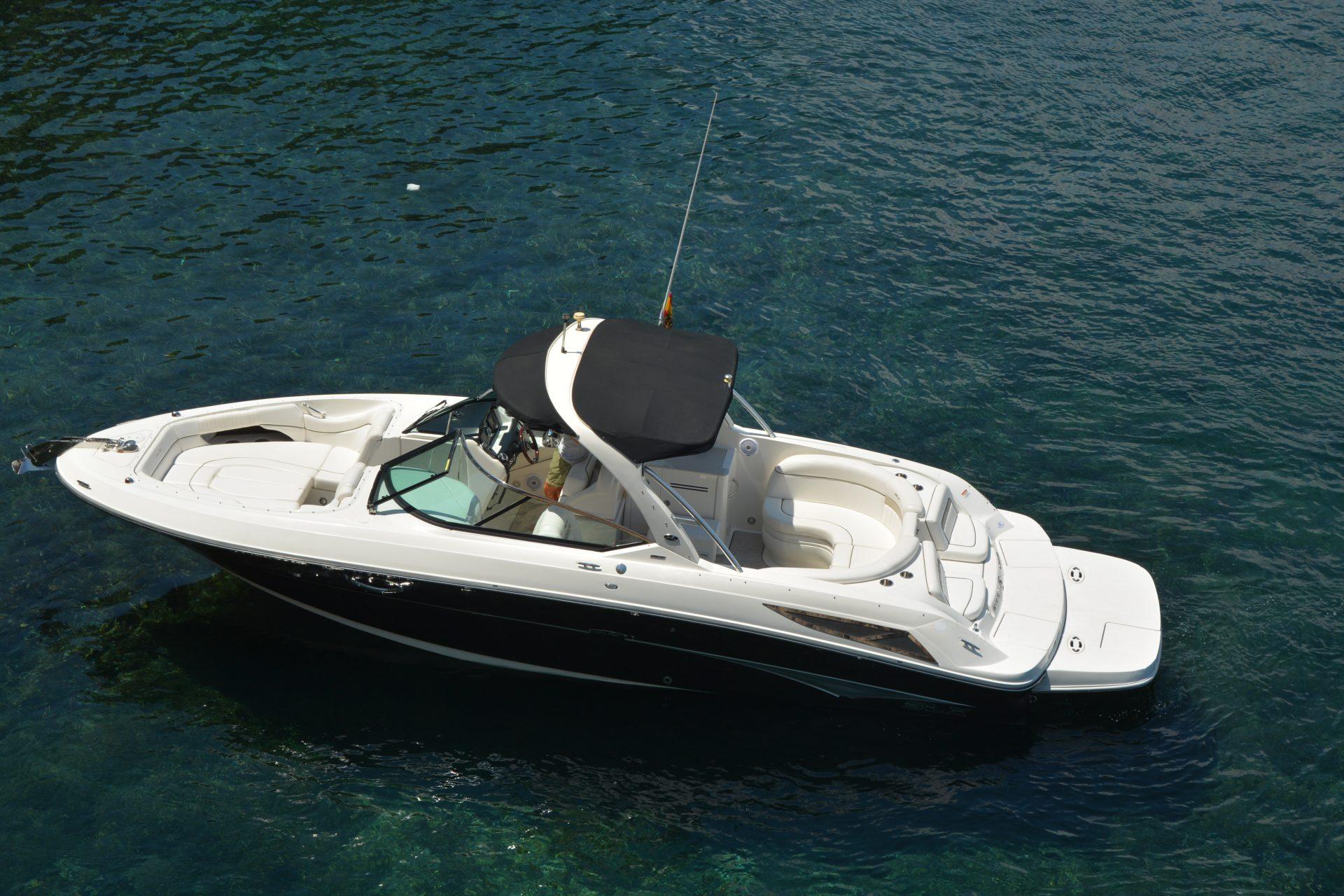 SeaRay 300SLX 3