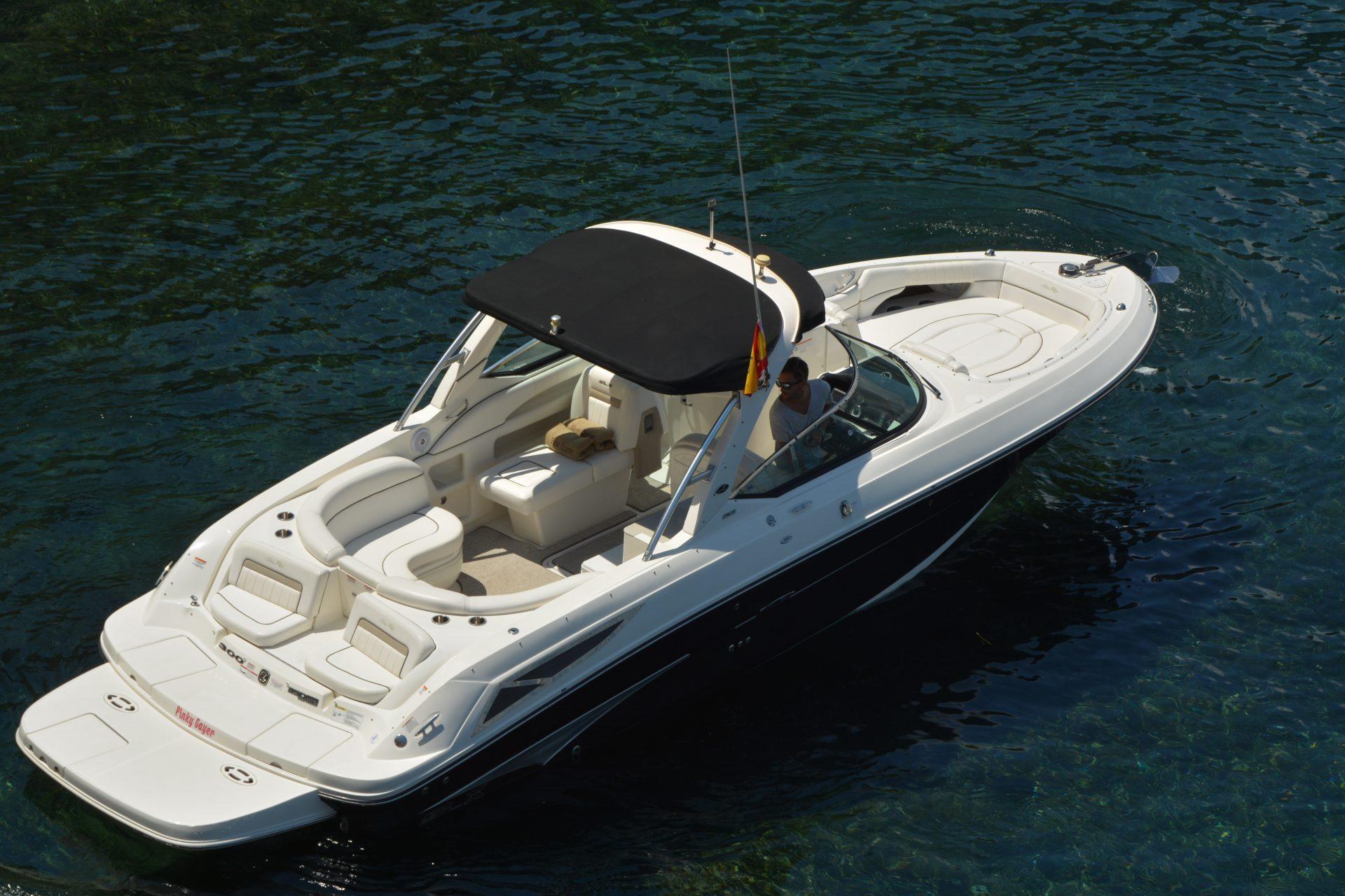 SeaRay 300SLX 5