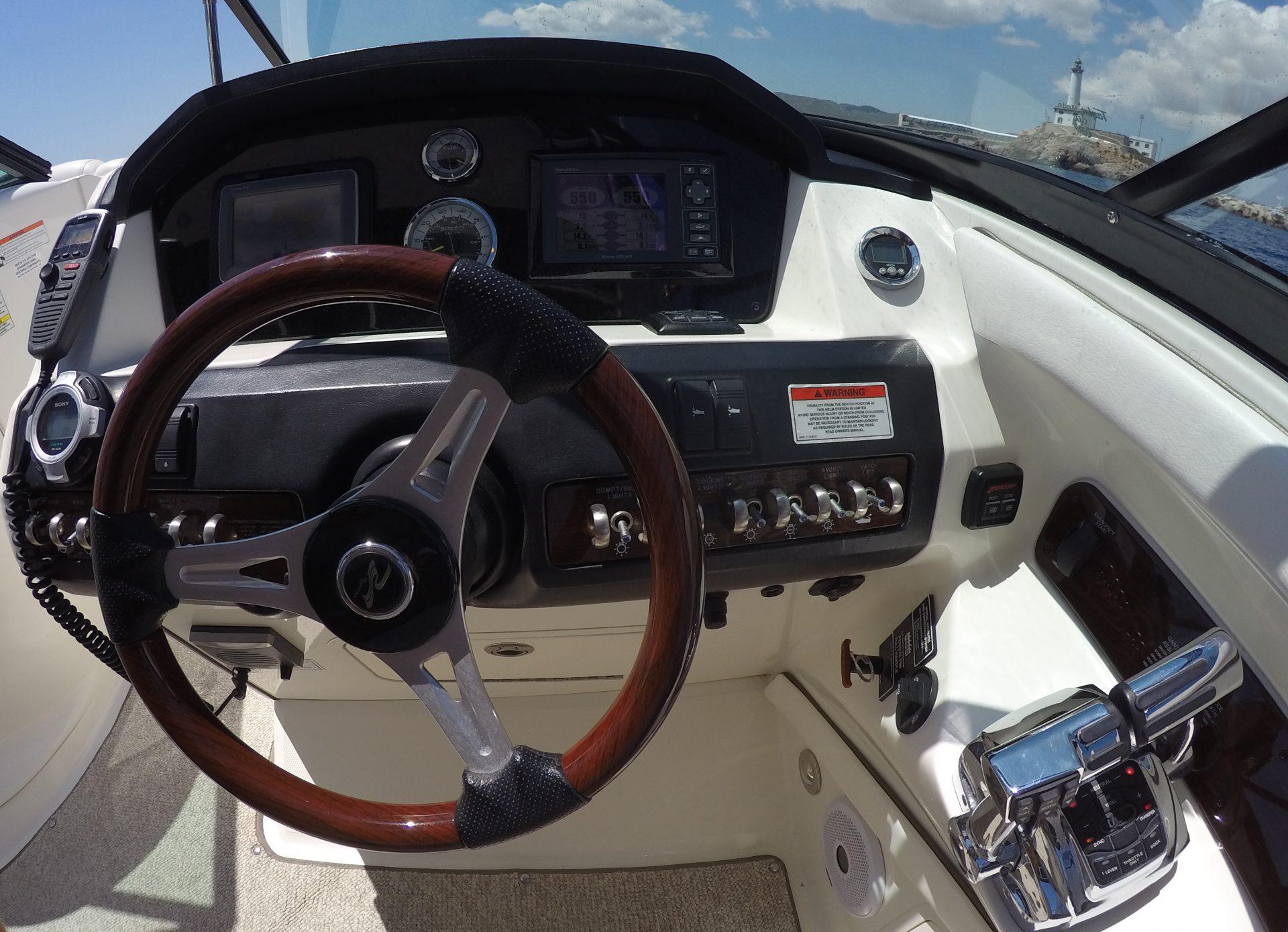 SeaRay 300SLX 7