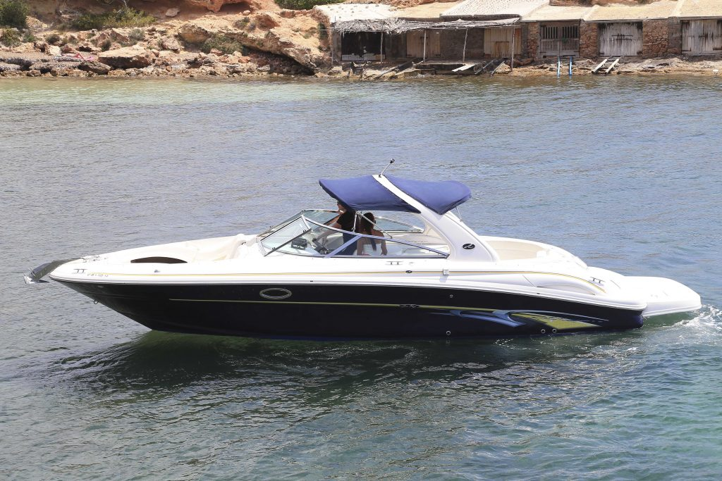 SeaRay295 SummerLucky 1