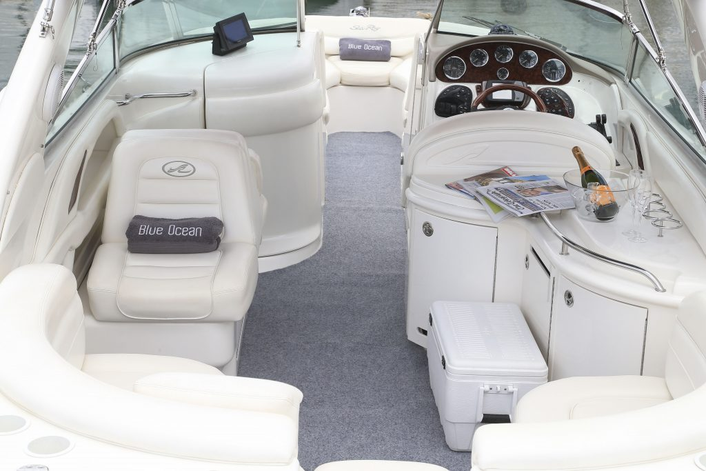 SeaRay295 SummerLucky 7