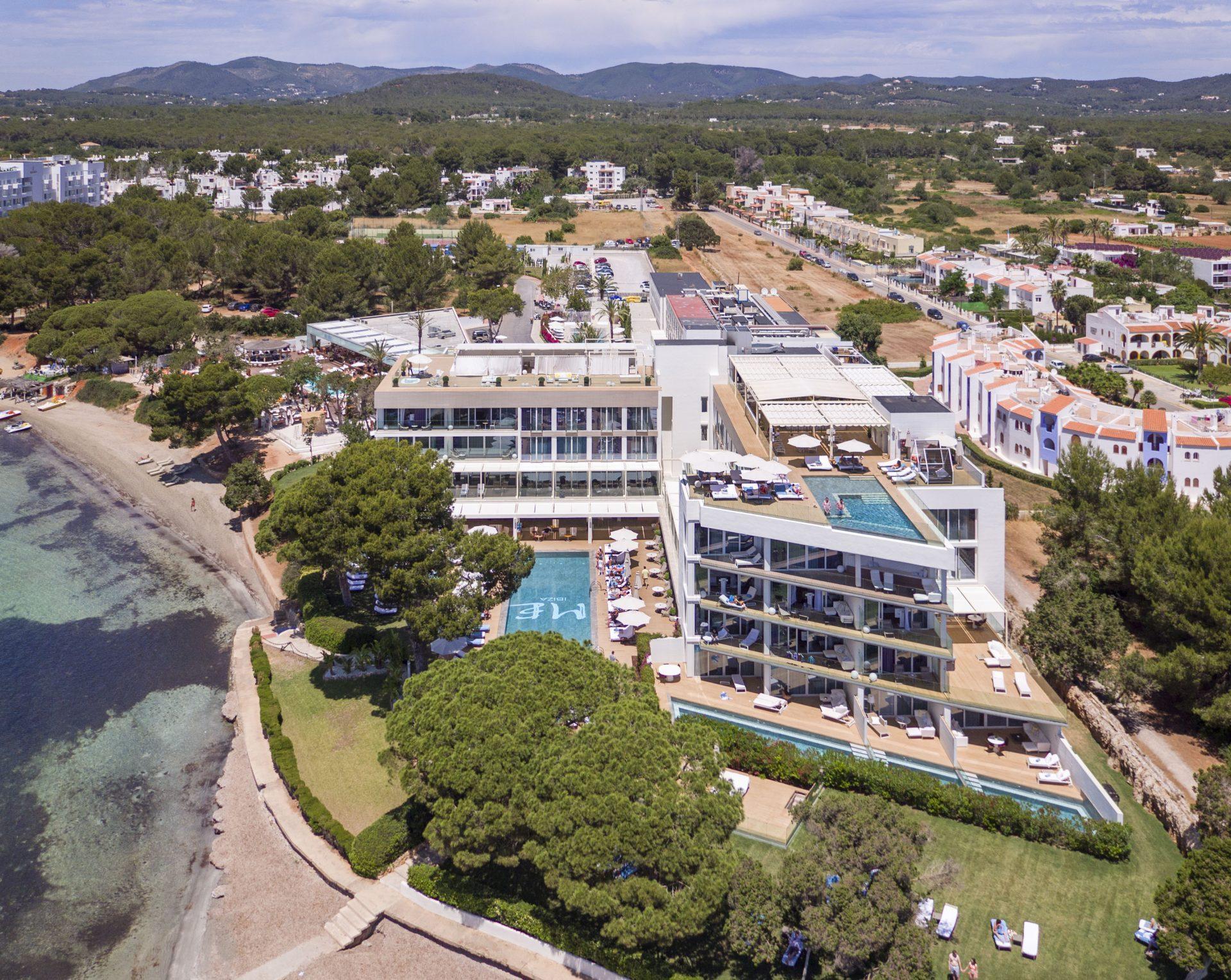 002ME Ibiza General Aerial