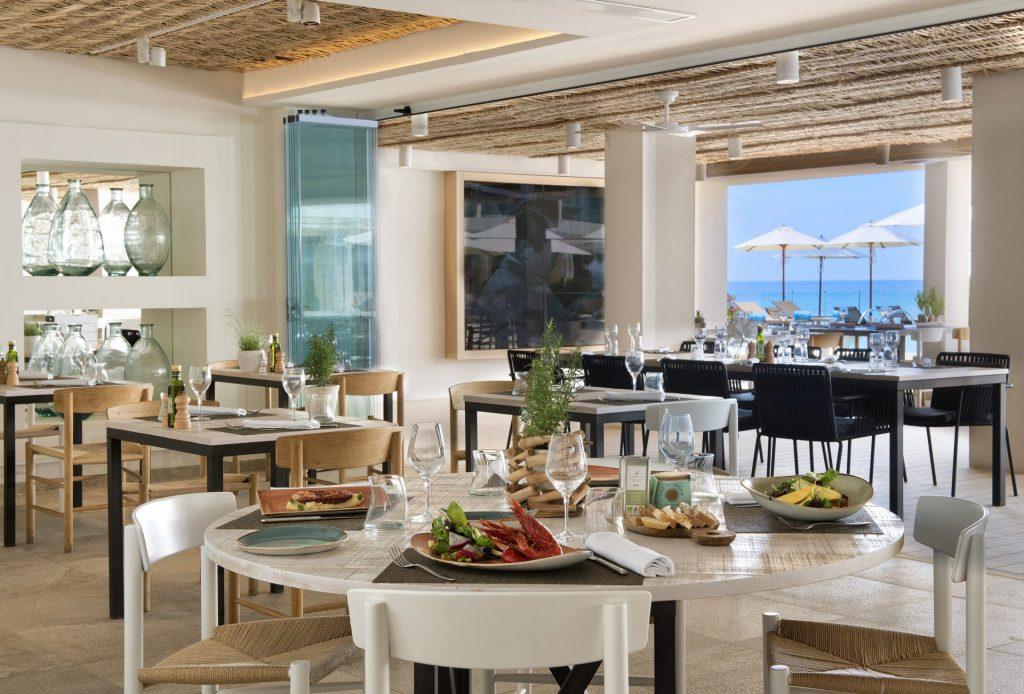 204aME Ibiza Bianco Mare Restaurant