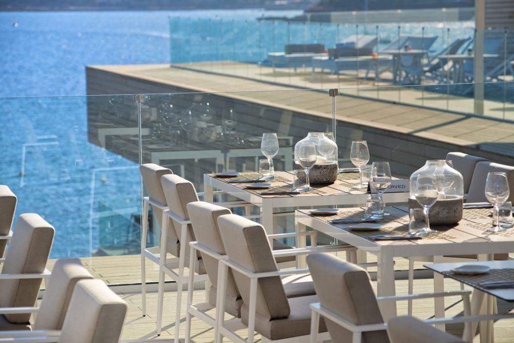 212ME Ibiza Rooftop Restaurant