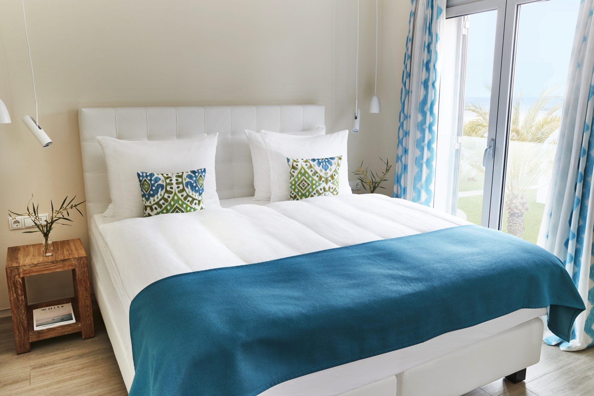 7P Resort Suite Sea View Deluxe 4 W