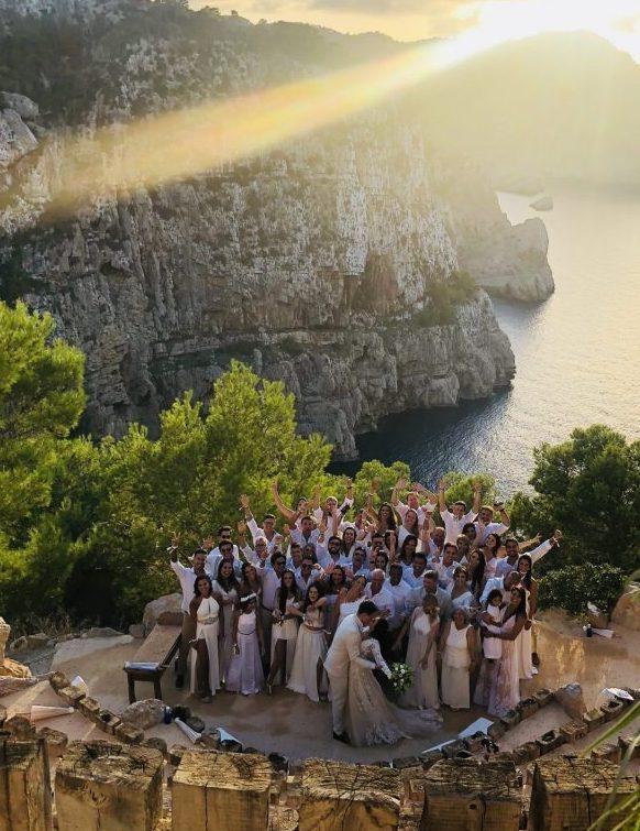 Hacienda Wedding Ibiza